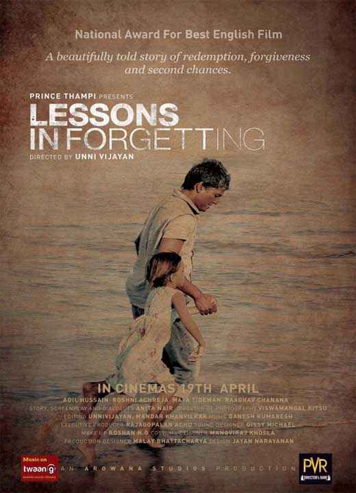 Lessons in Forgetting Wallpaper Poster