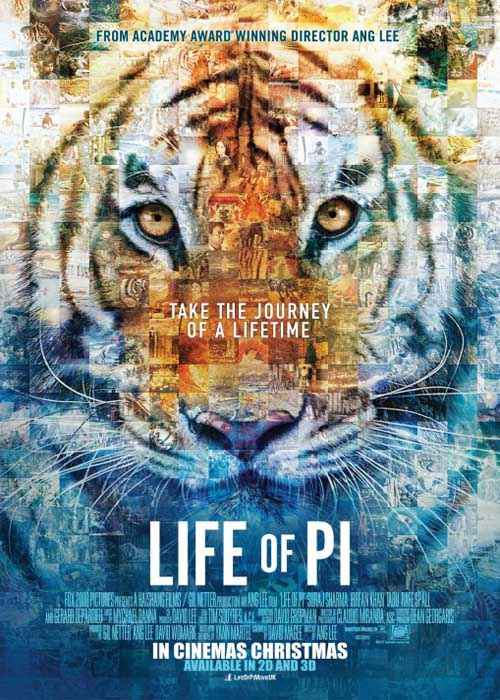 Life Of Pi Images Poster