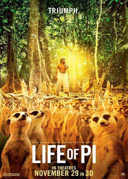 Life Of Pi Photo Poster