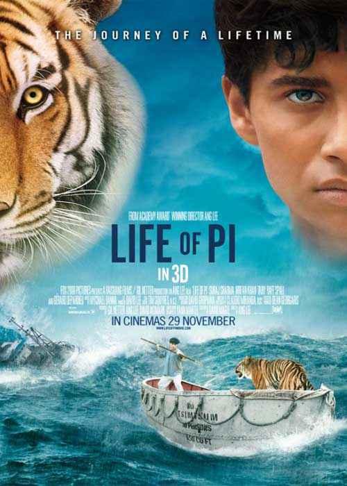 Life Of Pi Photos Poster