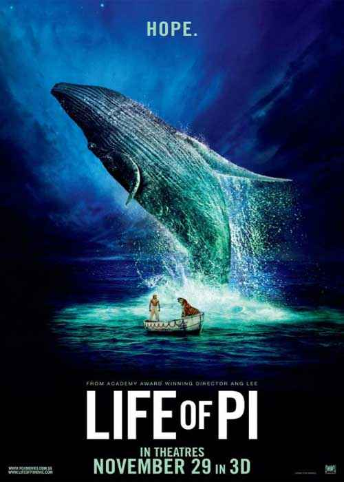 Life Of Pi Wallpapers Poster