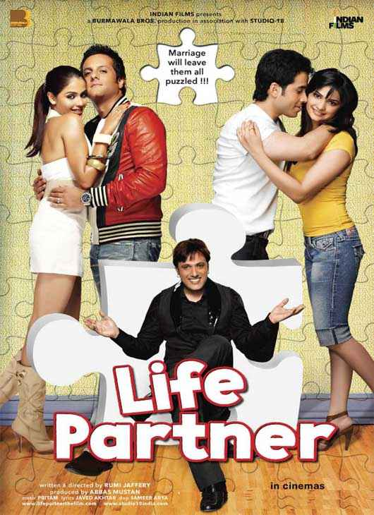 Life Partner Poster