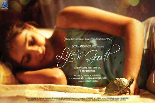 Lifes Good First Look Poster