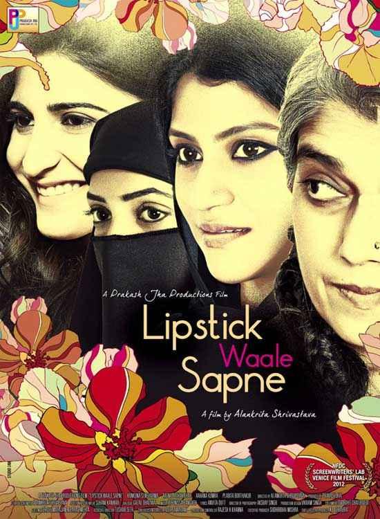 Lipstick Waale Sapne Image Poster