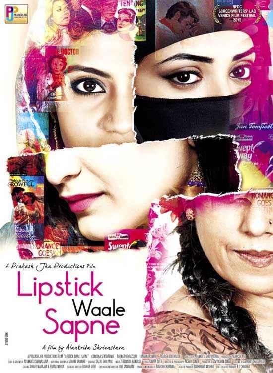 Lipstick Waale Sapne Poster