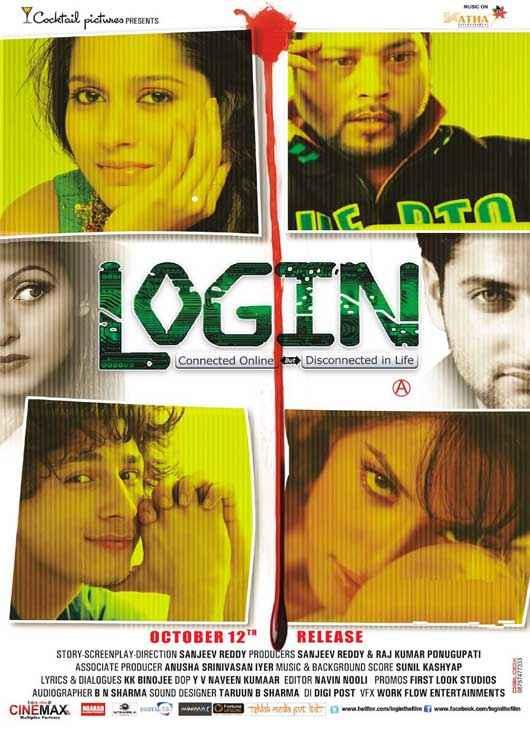 Login HD Wallpaper Poster