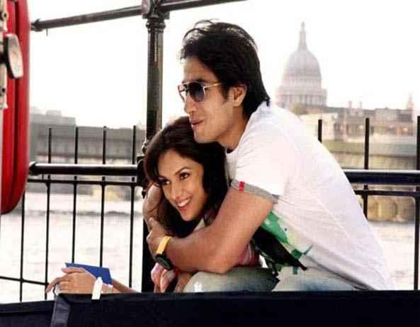 London Paris New York Ali Zafar Aditi Rao Stills