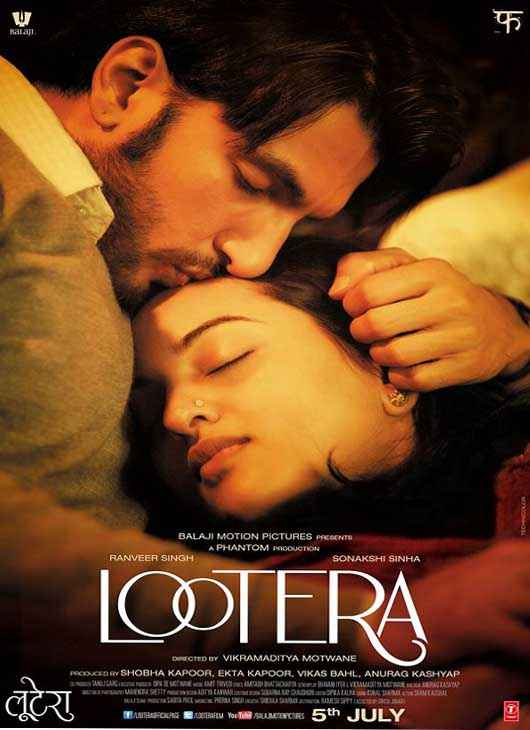 Lootera First Look Wallpaper Poster