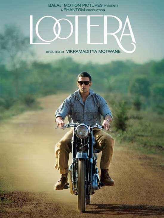 Lootera Ranveer Singh Poster