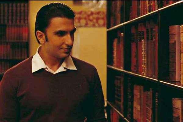 Lootera Ranveer Singh New Look Stills