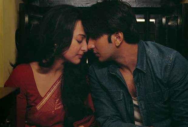 Lootera Ranveer Singh Sonakshi Sinha Hot Scene Stills