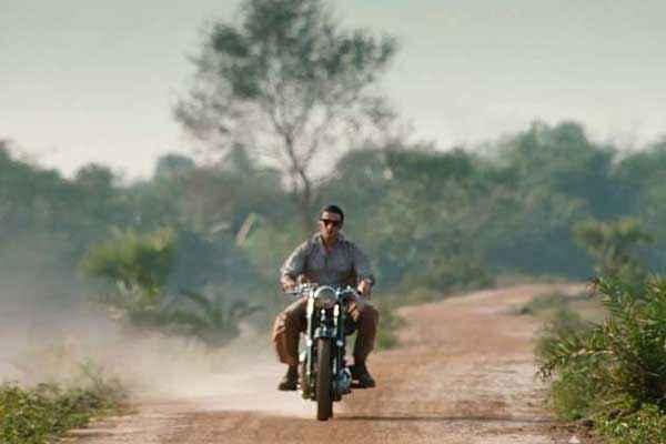 Lootera Ranveer Singh with Bike Stills