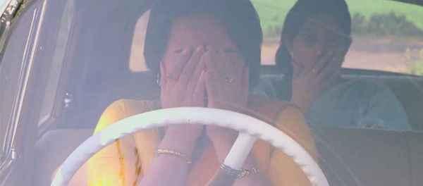 Lootera Sonakshi Sinha Driving Car Stills