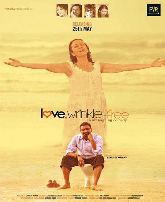 Love,Wrinkle-free  Poster