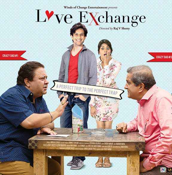 Love Exchange Image Poster