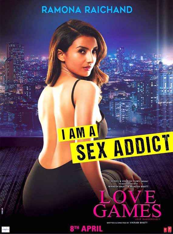 Love Games Patralekha Poster