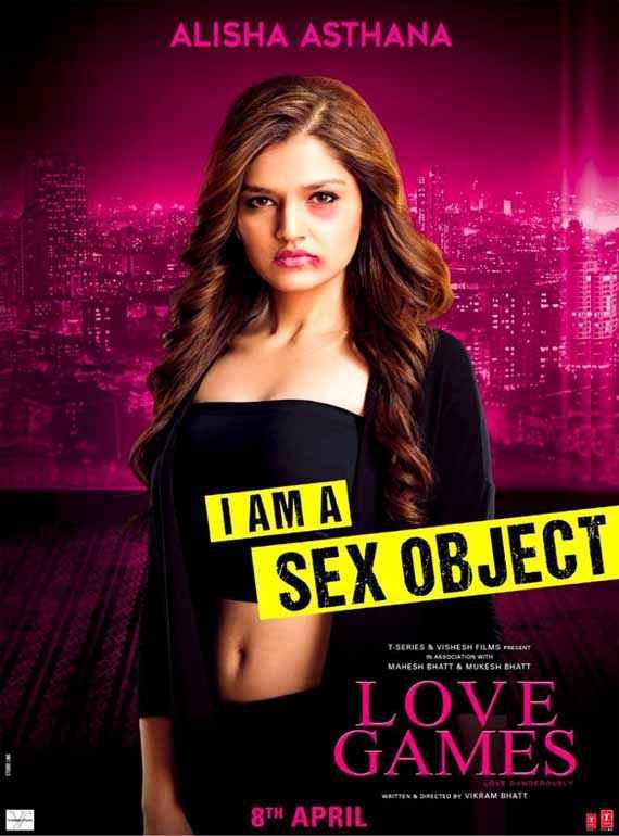 Love Games Tara Alisha Berry Poster