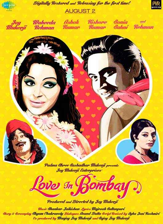 Love in Bombay  Poster