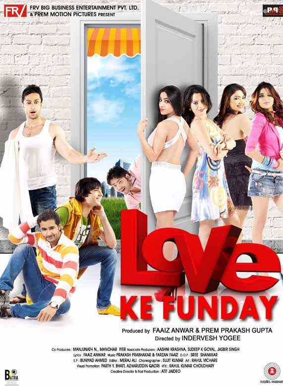 Love Ke Funday HD Poster