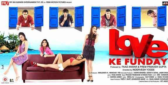 Love Ke Funday Wallpaper Poster