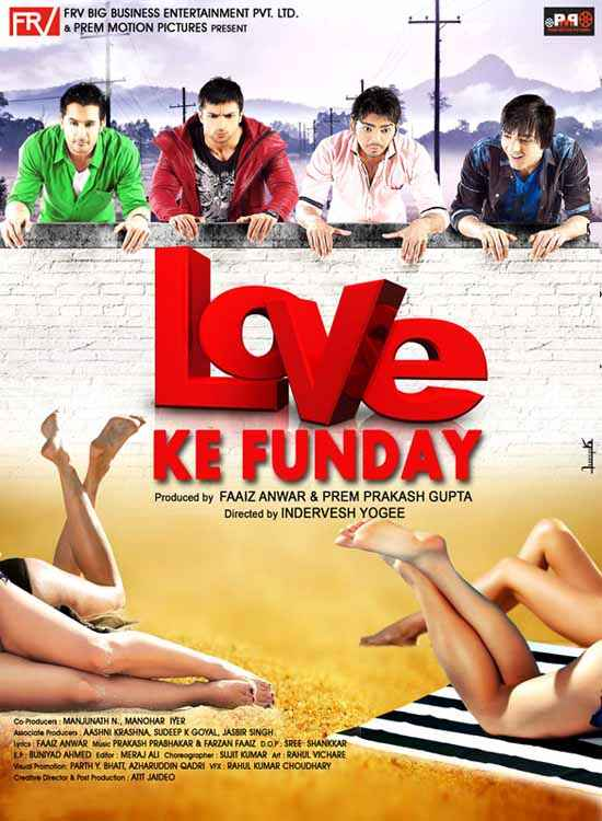 Love Ke Funday Poster