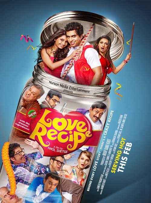Love Recipe  Poster
