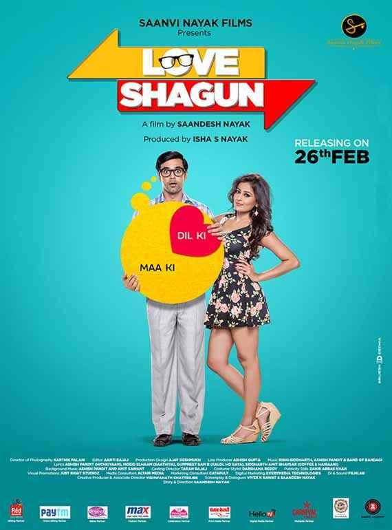Love Shagun  Poster
