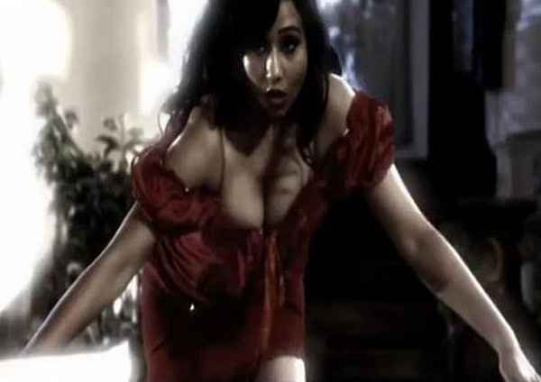 Love U Crazy Girl Nitika Sharma Hot Boobs Stills