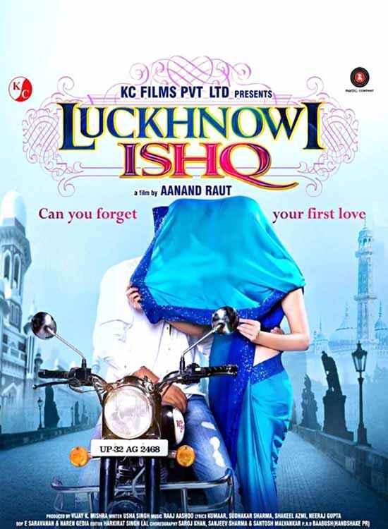 Luckhnowi Ishq  Poster