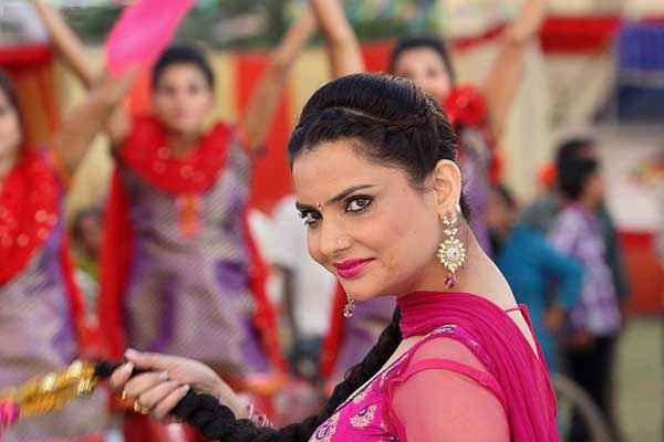 Lucky Kabootar Madhavi Sharma Pics Stills