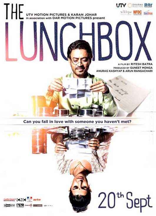 Lunch Box First Look Poster