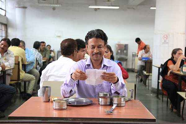 Lunch Box Irrfan Khan Photo Stills