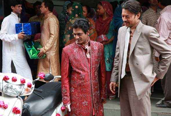 Lunch Box Nawazuddin Siddiqui, Irrfan Khan Stills