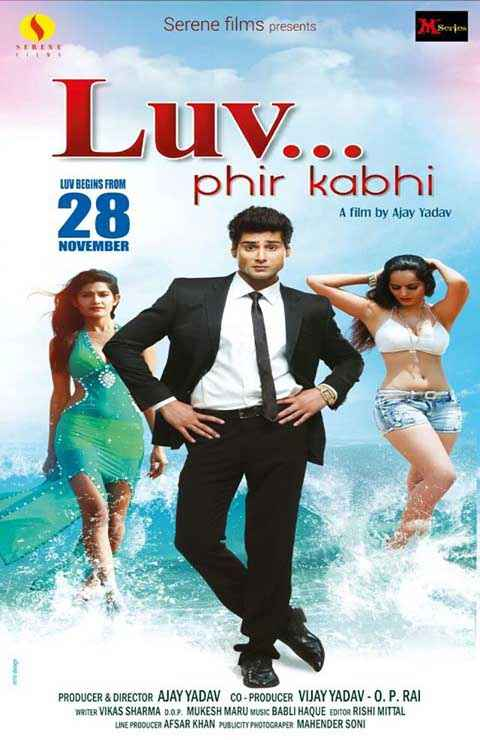 LUV Phir Kabhie HD Wallpaper Poster