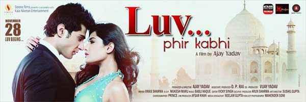 LUV Phir Kabhie Romantic Poster