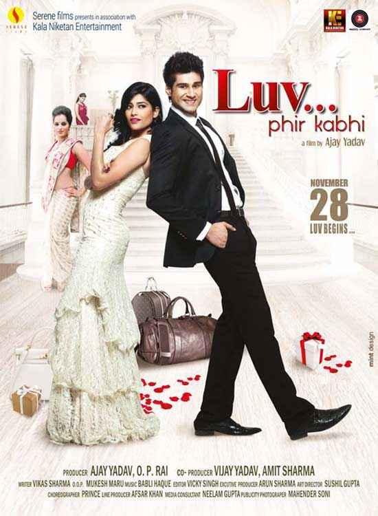 LUV Phir Kabhie Wallpaper Poster