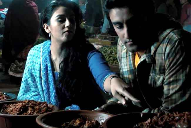 Luv Shuv Tey Chicken Khurana Kunal Kapoor Huma Qureshi Hot Scene Stills