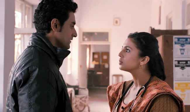 Luv Shuv Tey Chicken Khurana Kunal Kapoor Huma Qureshi Romantic Scene Stills