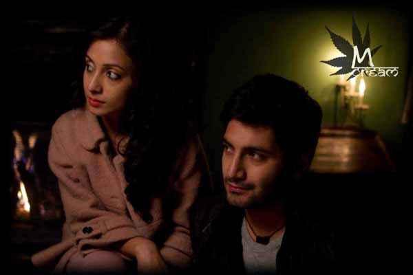 M Cream Auritra Ghosh Raaghav Chanana Stills