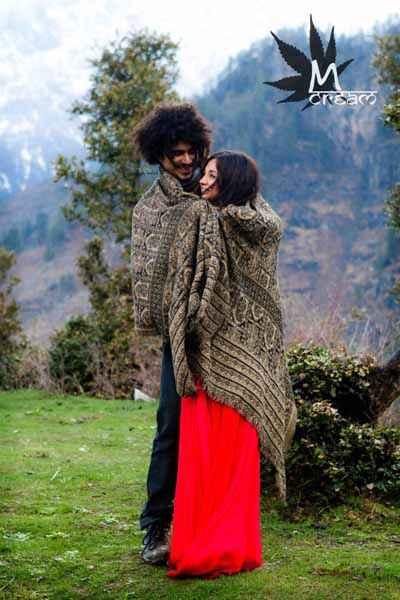 M Cream Ira Dubey Imaad Shah Romance Stills