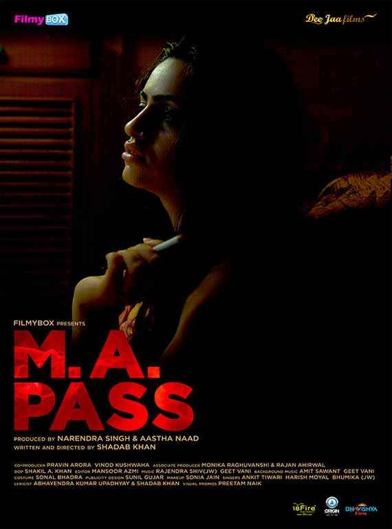 M. A. Pass Image Poster