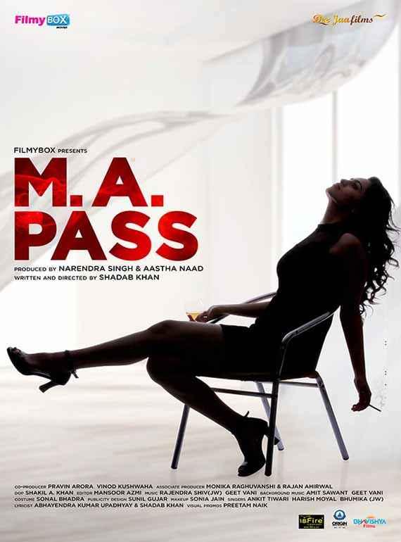M. A. Pass Poster