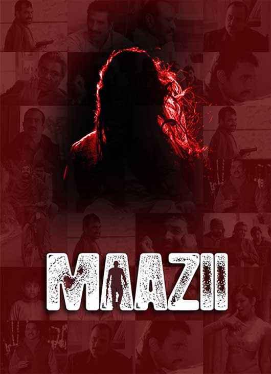 Maazii  Poster