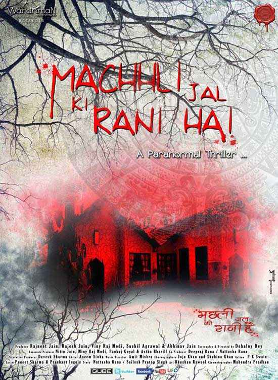 Machhli Jal Ki Rani Hai HD Poster