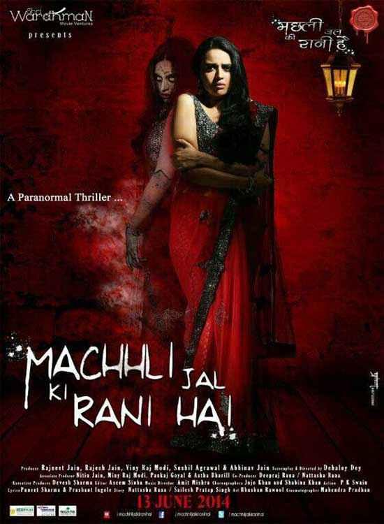 Machhli Jal Ki Rani Hai Swara Bhaskar Poster