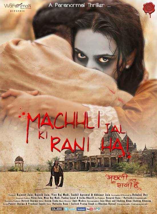 Machhli Jal Ki Rani Hai Wallpaper Poster
