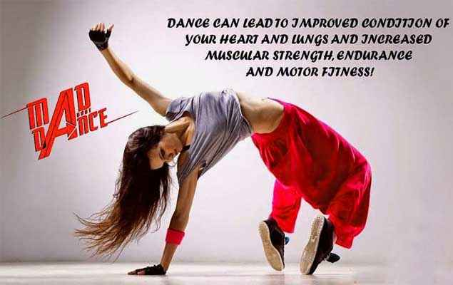 MAD About Dance Amrit Maghera Poster