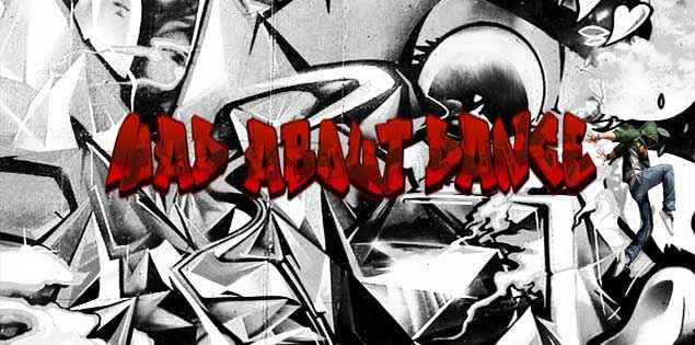 MAD About Dance Image Poster