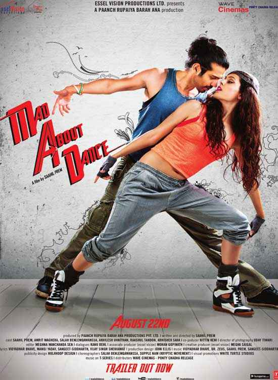 MAD About Dance  Poster