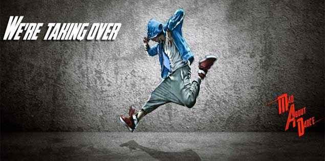 MAD About Dance Saahil Prem Dance Stills
